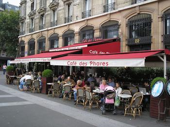 Café des Phares à Paris
