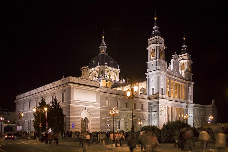 Catedral de la Almudena - Espagne
