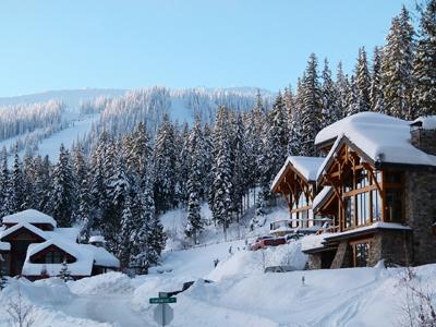 Séjour aux sports d'hiver