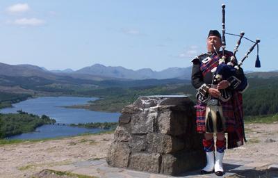 Costume des écossais