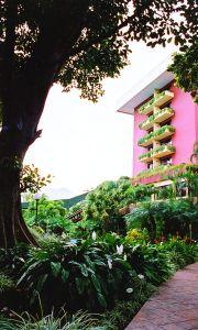 Immeuble à San José au Costa Rica