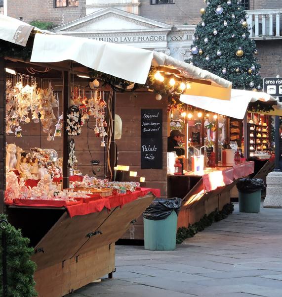 Marchés de Noël dans l'Est