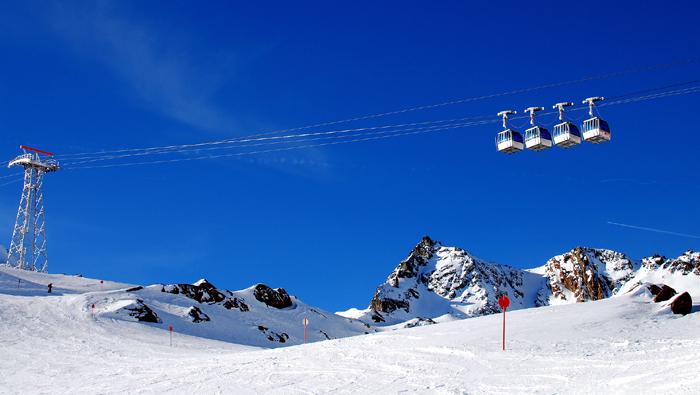 Vacances de ski en Suisse