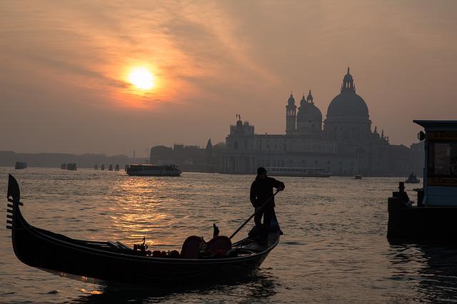 voyage de noces à Venise