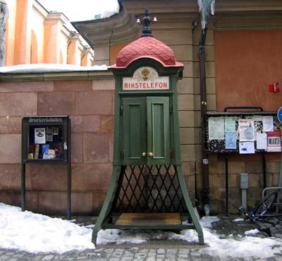 Vieux Stockholm