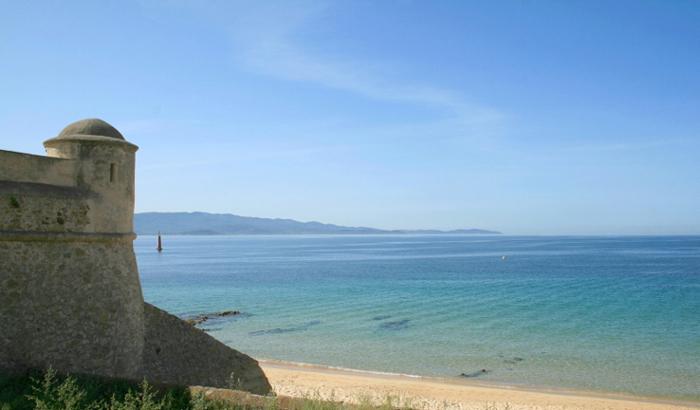 Ajaccio et ses plages